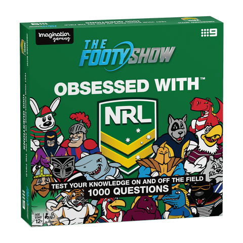 Obsessed  with NRL Game