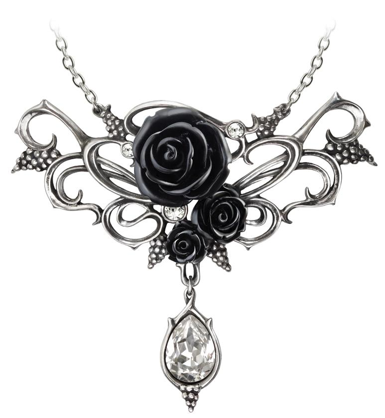 Alchemy Necklace Bacchanal Rose
