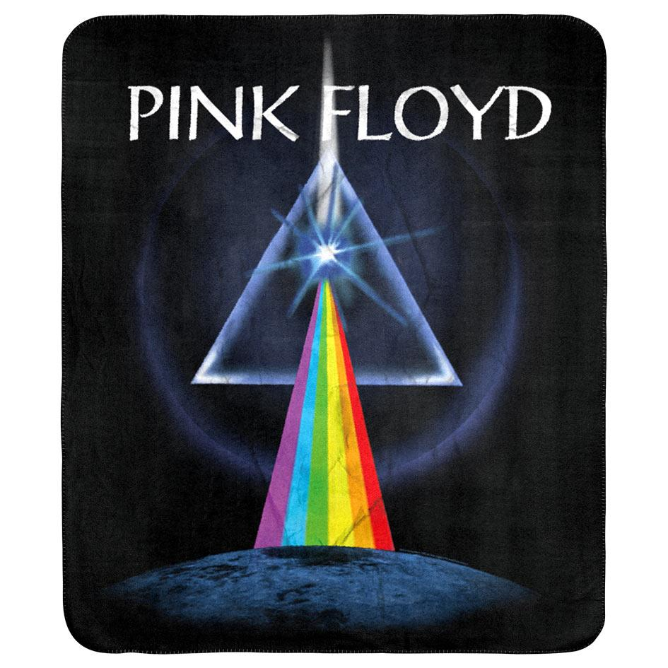 Pink Floyd Throw Rug - Dark Side