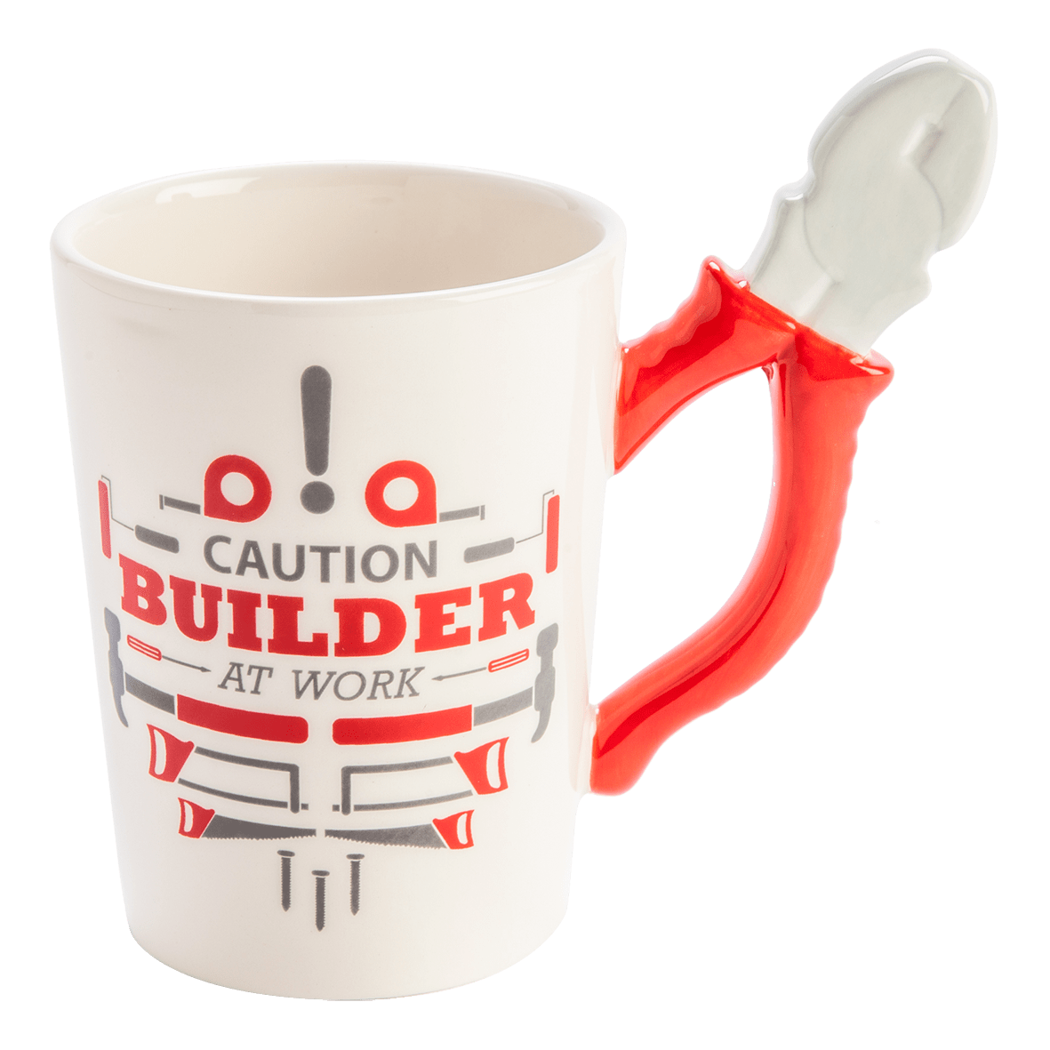 Shaped Mug - Tradie Pliers