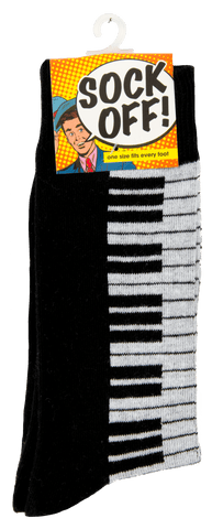 Sock Off - Sock Piano