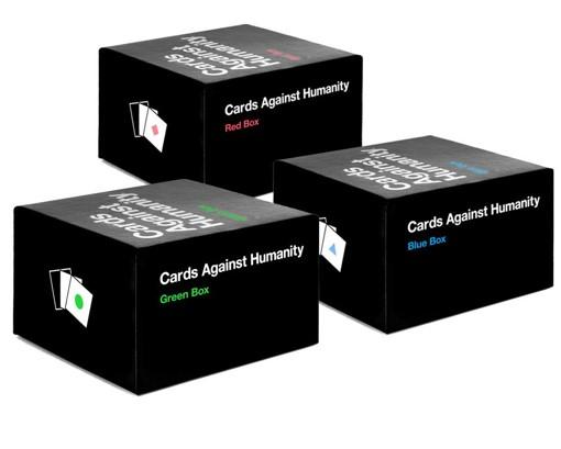 Cards Against Humanity Blue Box Expansion Pack