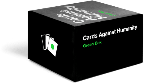 Cards Against Humanity Green Box Expansion Pack