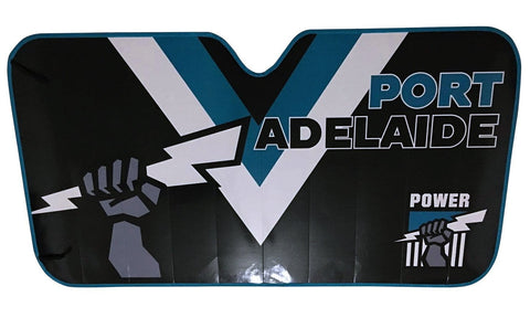AFL Car Shade Port Adelaide