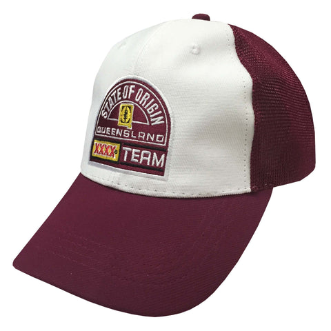 NRL State Of Origin Heritage Cap QLD