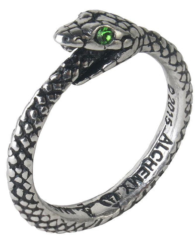 Alchemy Ring The Sophia Serpent