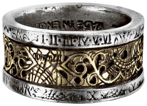 Alchemy Ring Dr. Von Rosenstein's Induction Principle
