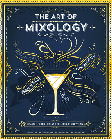 Book Cocktail Recipes The Art of Mixology