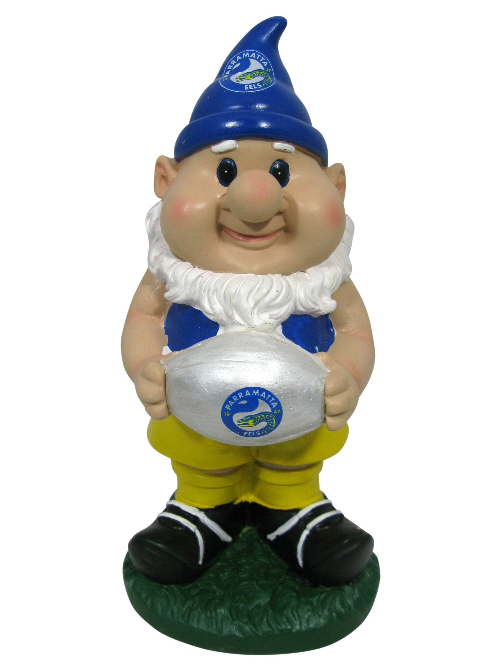 NRL Solar Gnome with Light Up Ball Eels
