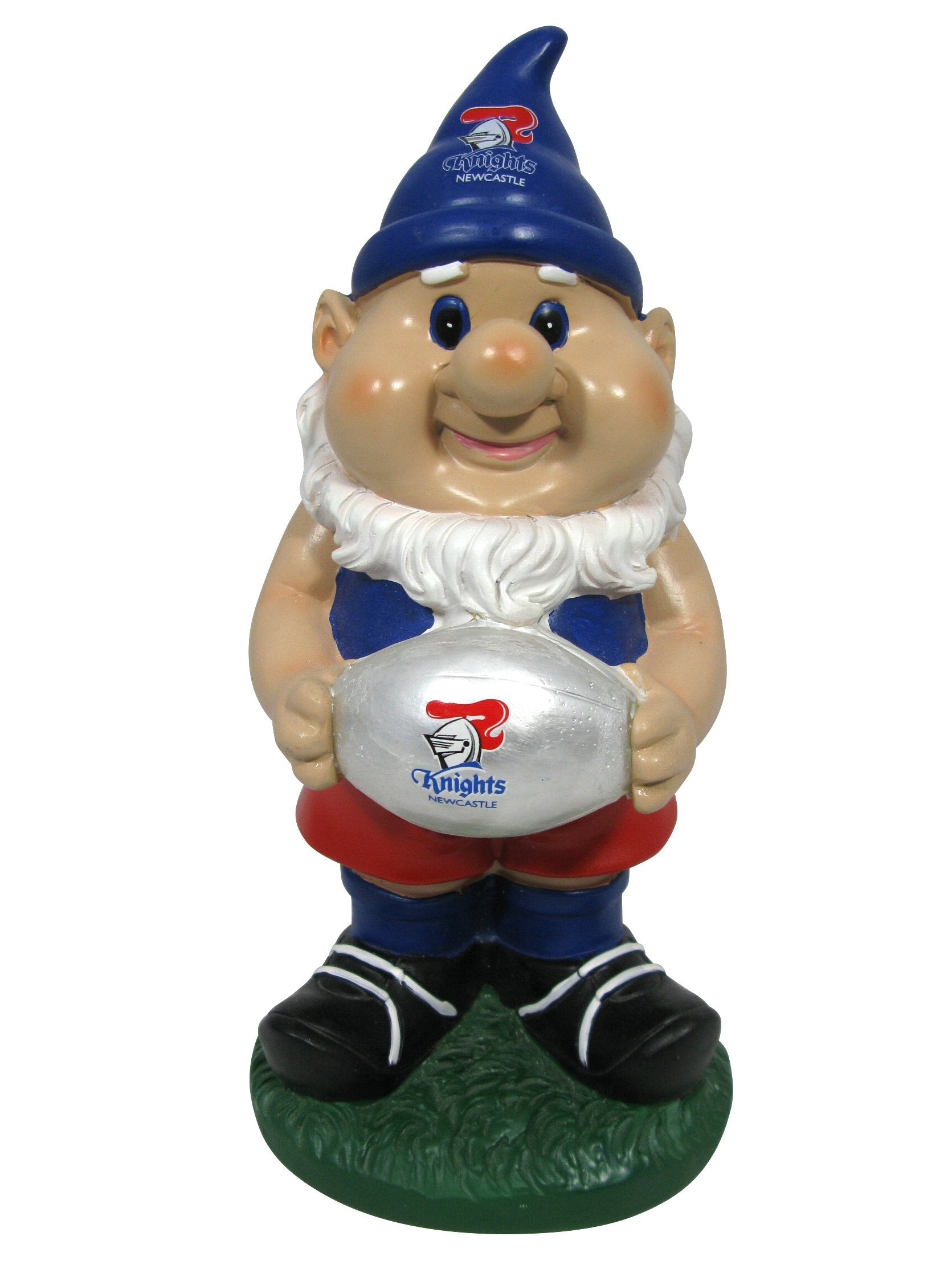 NRL Solar Gnome with Light Up Ball Knights