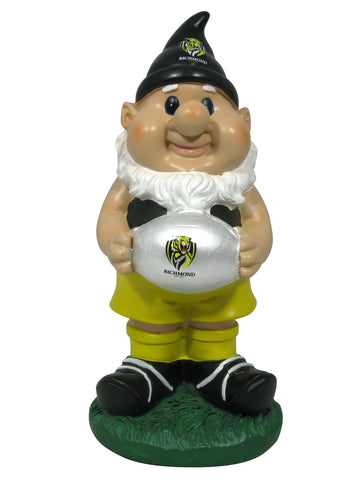AFL Solar Gnome with Light Up Richmond