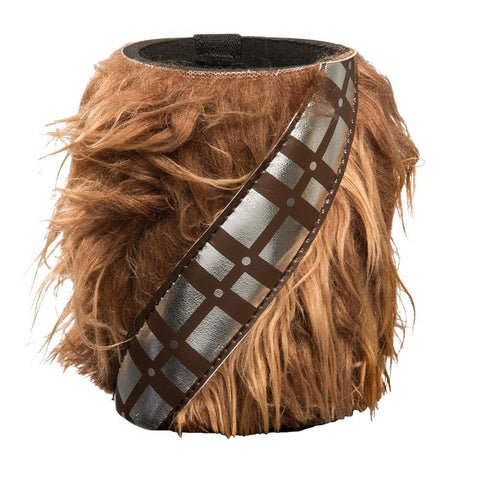 STAR WARS FURRY CAN COOLER CHEWBACCA