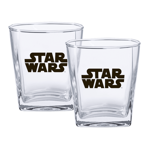 Star Wars Spirit Glasses Set Of 2