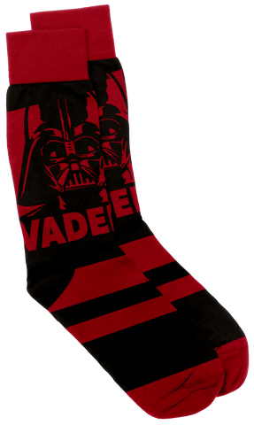 Star Wars Socks Darth Vader
