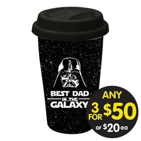 Star Wars Darth Vader Travel Mug