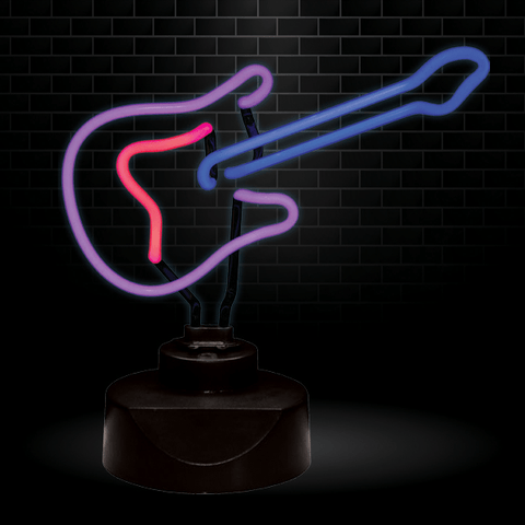 Guitar Neon Light