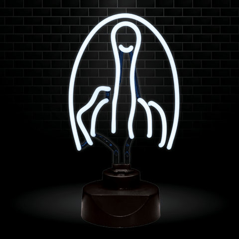 Finger Neon Light