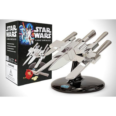 Star Wars Knife Block X Wing