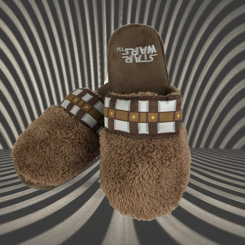 Star Wars Chewbacca Slippers