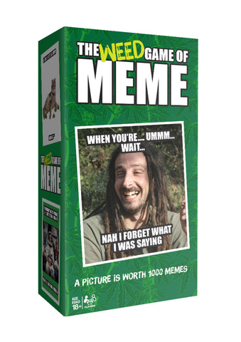 The Weed Game of Meme