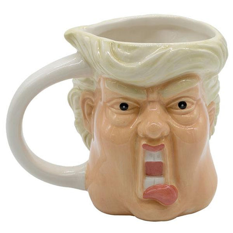 Shaped Mug - Donald Trump