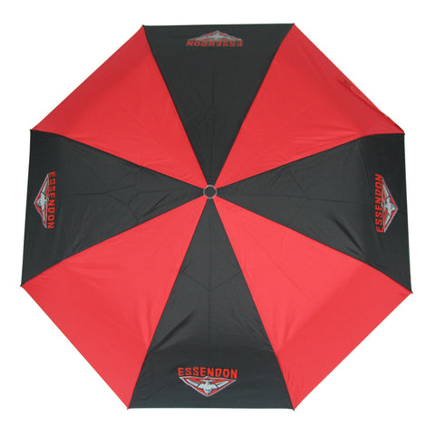 AFL Glovebox Umbrella Essendon