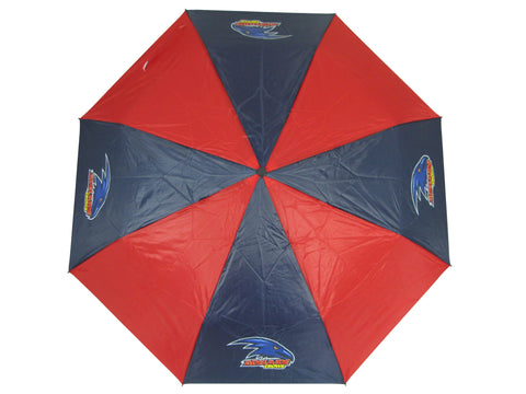 AFL Glovebox Umbrella Adelaide Crows
