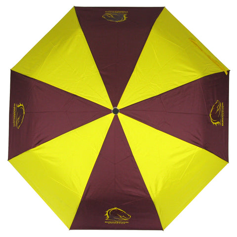 NRL Glovebox Umbrella Broncos