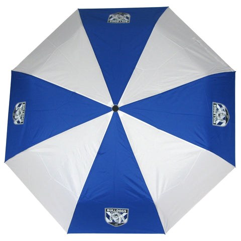 NRL Glovebox Umbrella Bulldogs