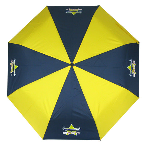 NRL Glovebox Umbrella Cowboys