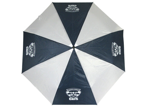 AFL Glovebox Umbrella Geelong