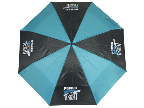 AFL Glovebox Umbrella Port Adelaide