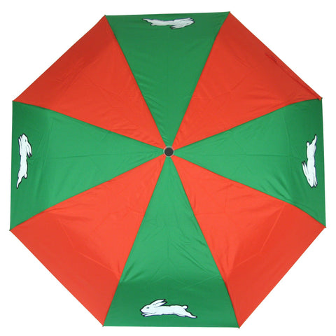 NRL Glovebox Umbrella Rabbitohs