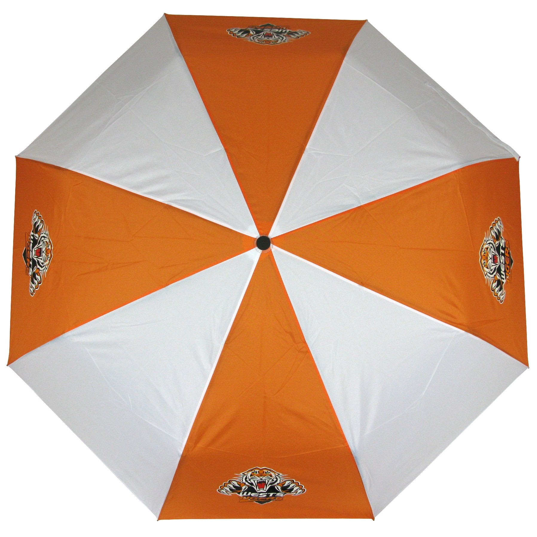 NRL Glovebox Umbrella Tigers