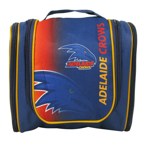 AFL Adelaide Crows Toiletry Bag