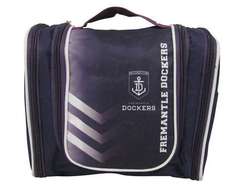AFL Toiletry Bag Fremantle
