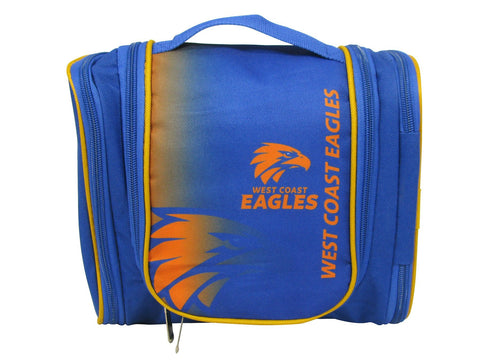 AFL Toiletry Bag West Coast