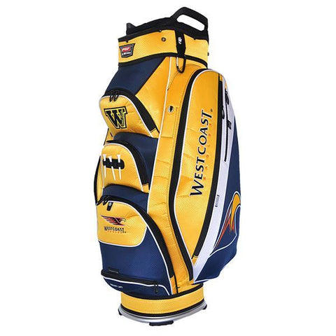 AFL Golf Bag West Coast 94cm