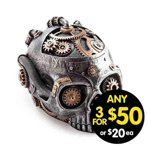Steampunk Skull Money