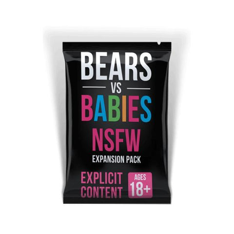 Bears Vs Babies NSFW Game