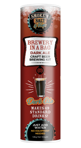 Smoke N Salt Brewery In A Bag Dark Ale