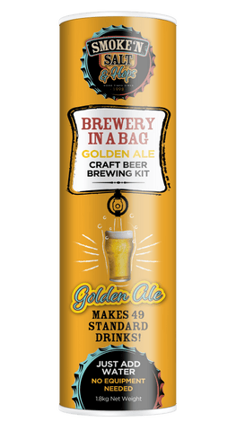 Smoke N Salt Brewery In A Bag Golden Ale