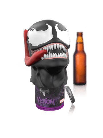 Bottlepops Talking Bottle Opener Venom