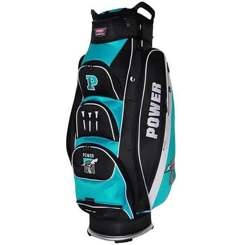 AFL Golf Bag Port Adelaide 94cm