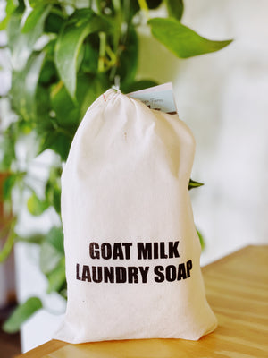 Load image into Gallery viewer, Goat's Milk Laundry Soap