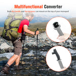 Moman T130C Handle Compass Kit for Monopod