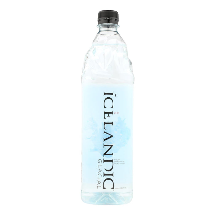 Icelandic Glacial Water - Case Of 12 - 33.8 Fl Oz.
