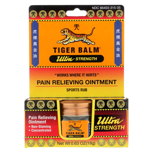 product_title], Eco-Friendly Home & Grocery, Tiger Balm, Green Club