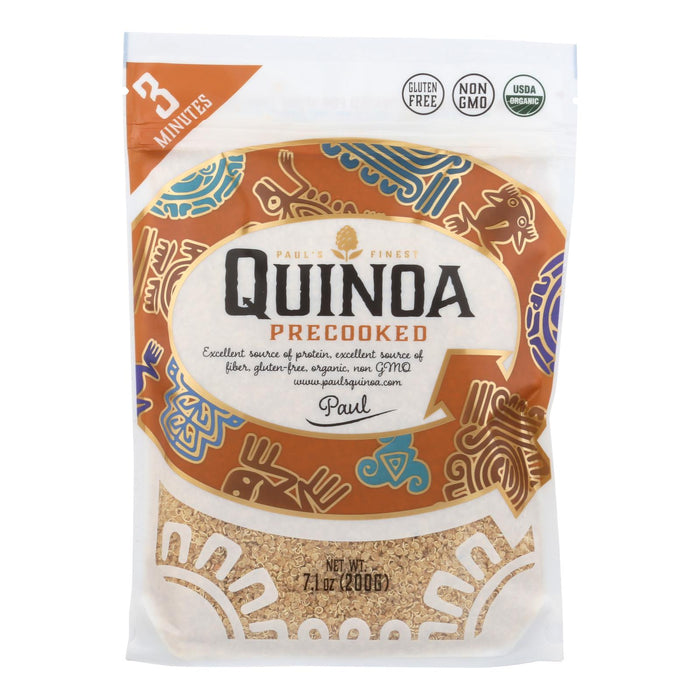 product_title], Eco-Friendly Home & Grocery, Paul's Finest Quinoa, Green Club
