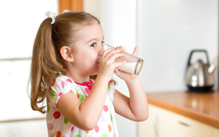 How old can a baby start drinking fresh milk?